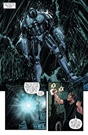 Battlestar Galactica: Twilight Command #1