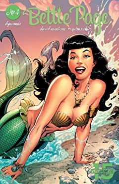 Bettie Page Vol. 2 #4