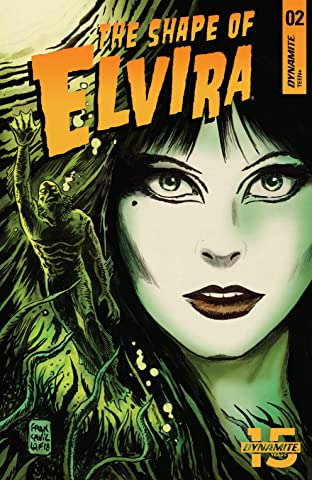 Elvira: The Shape of Elvira No.2