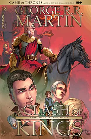 George R.R. Martin's A Clash Of Kings: The Comic Book #18