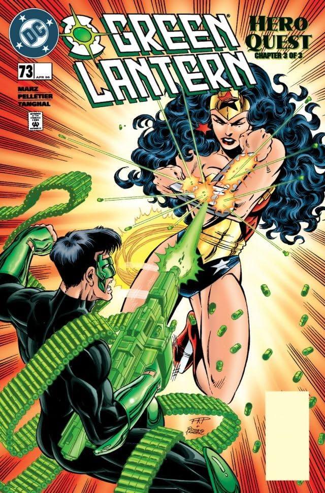 Green Lantern (1990-2004) #73