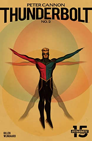 Peter Cannon: Thunderbolt (2019-) #2