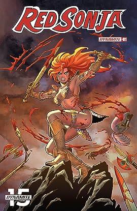 Red Sonja (2019-) #1