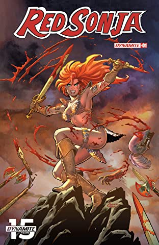 Red Sonja (2019-) No.1