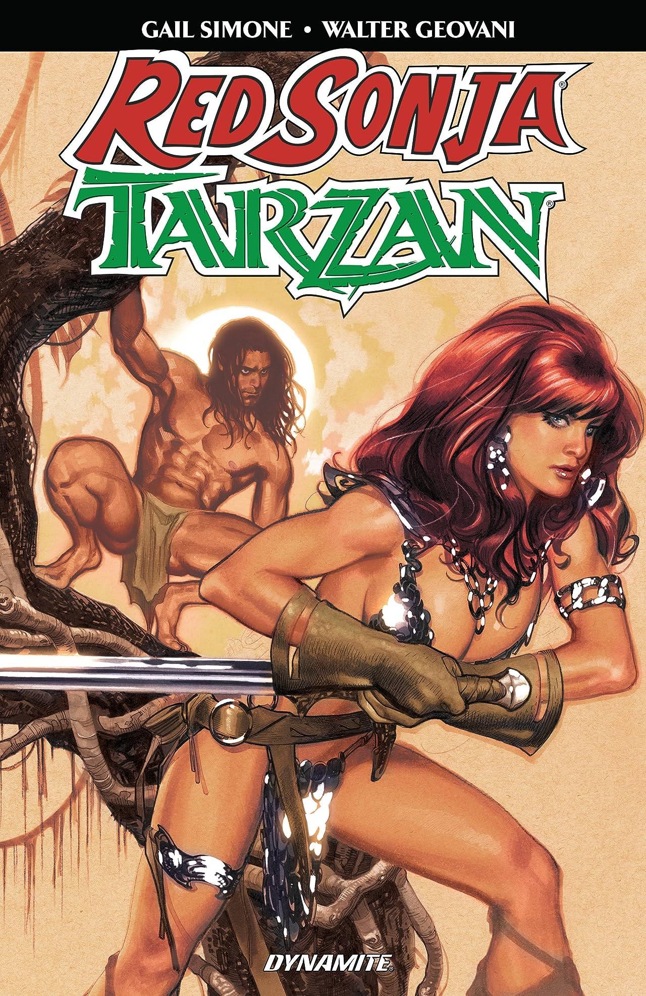 Red Sonja/Tarzan Collection