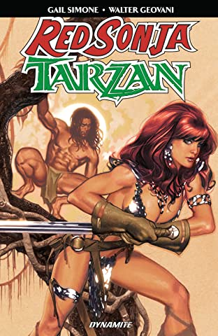 Red Sonja/Tarzan Collection