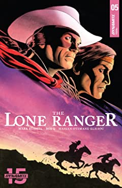 The Lone Ranger Vol. 3 (2018-) #5