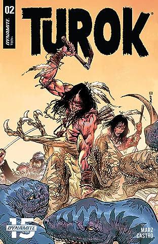 Turok (2019-) #2