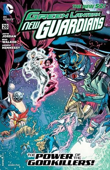 Green Lantern: New Guardians (2011-2015) #28