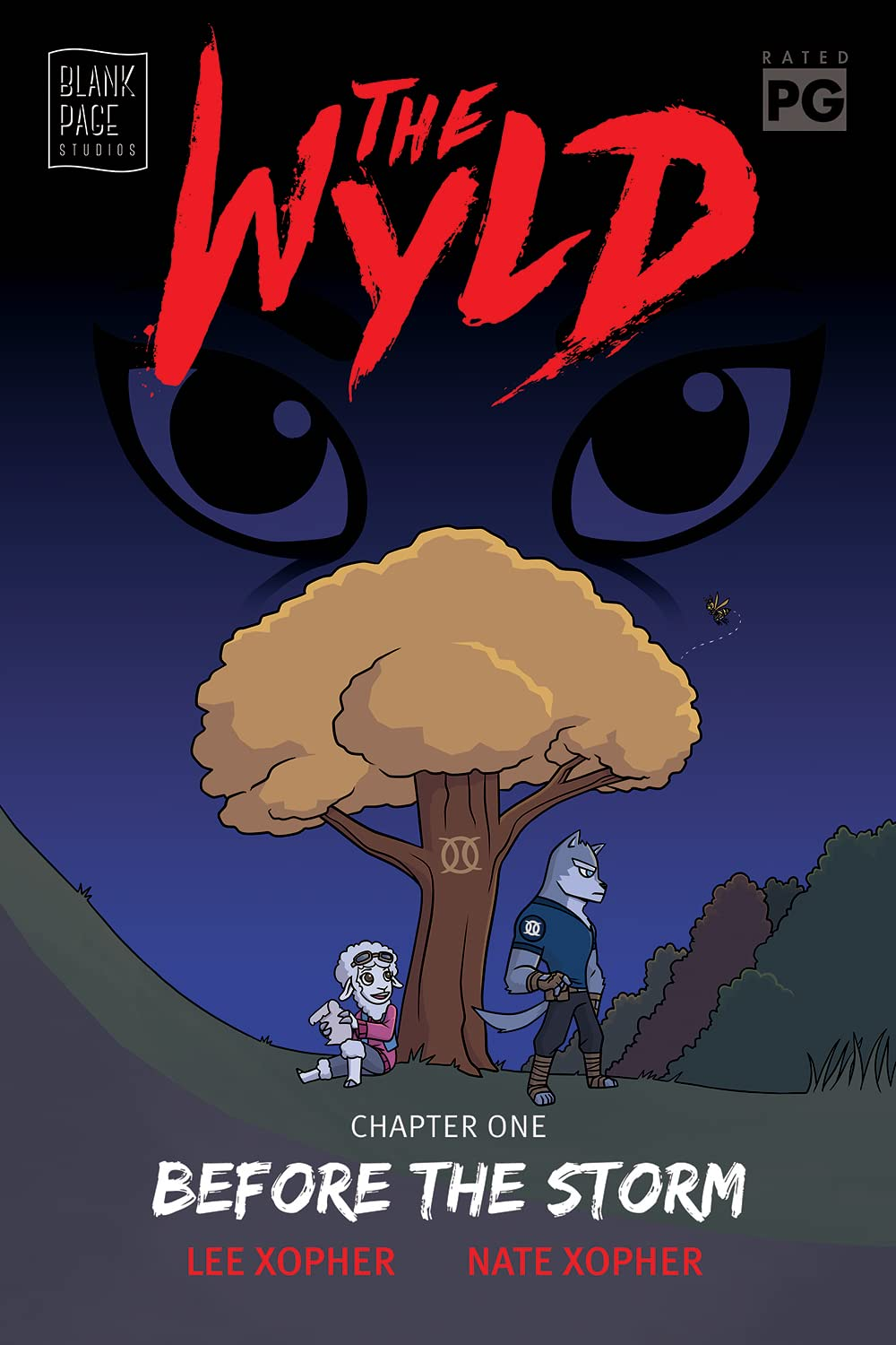 The Wyld #1