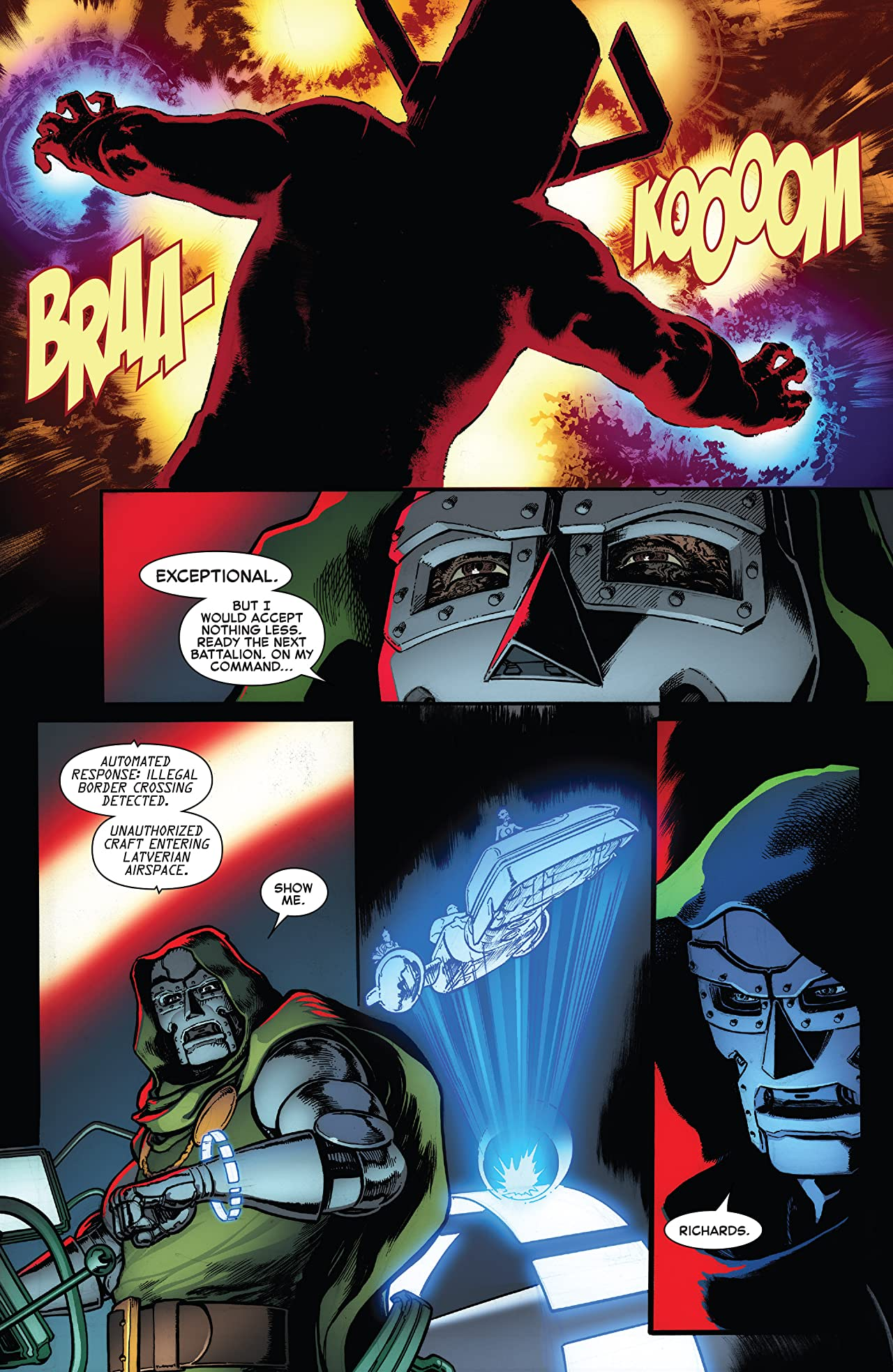 Fantastic Four (2018-) #6