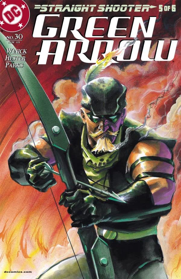 Green Arrow (2001-2007) #30