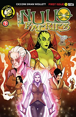 The Null Faeries #1