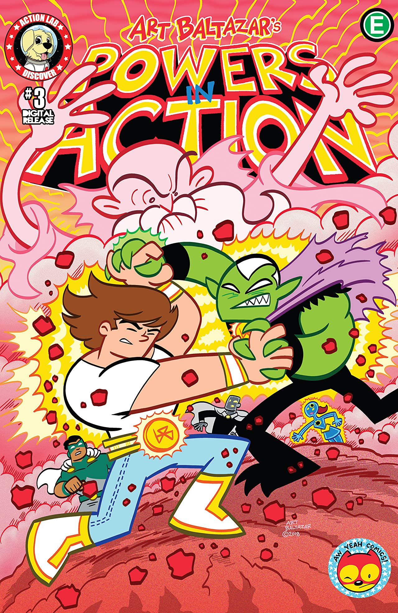 Powers in Action #3