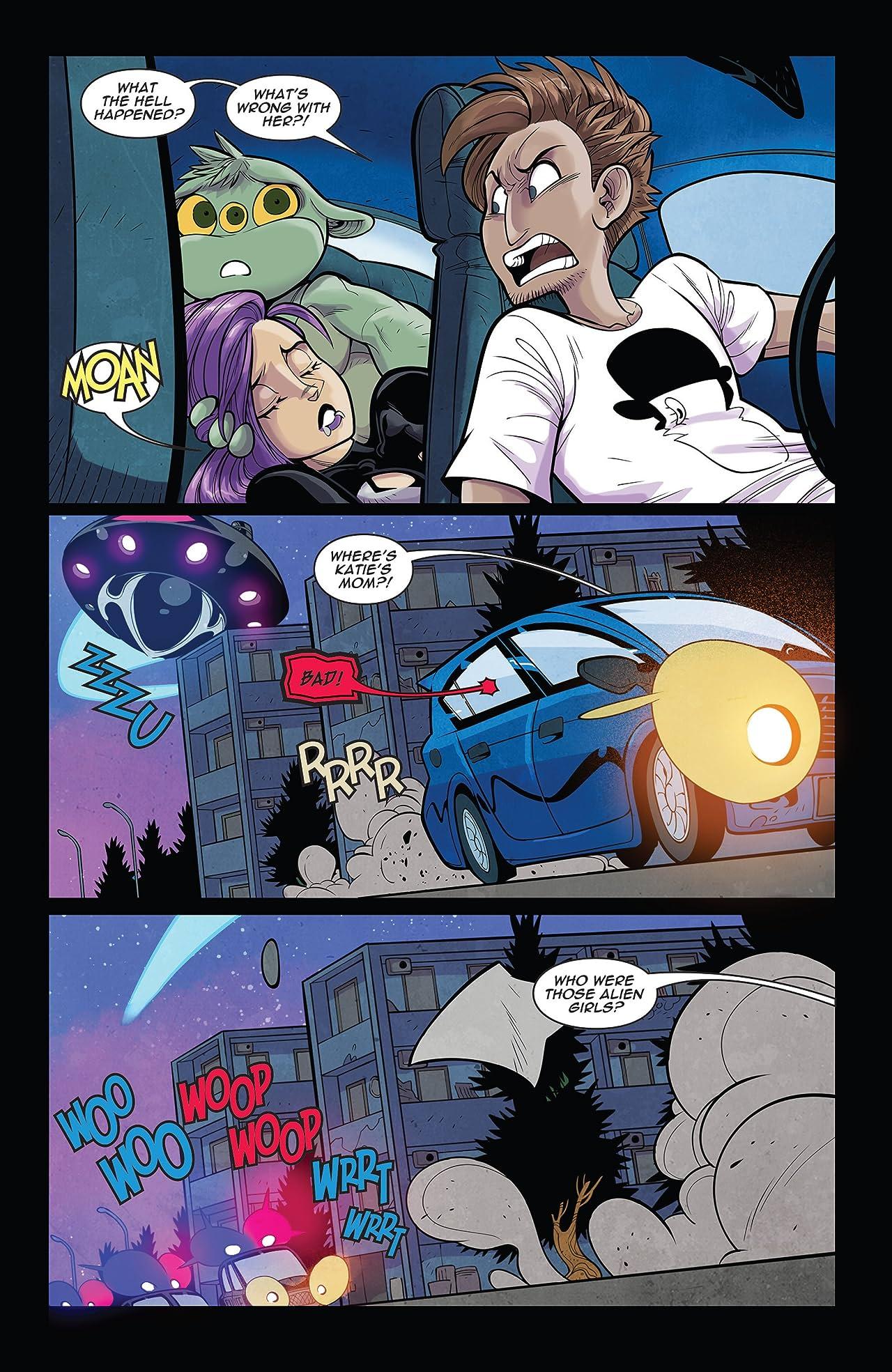 Vampblade Season 3 #11