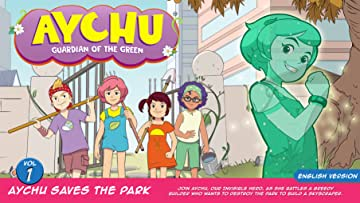Aychu Saves The Park Tome 1