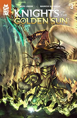 Knights of the Golden Sun #3