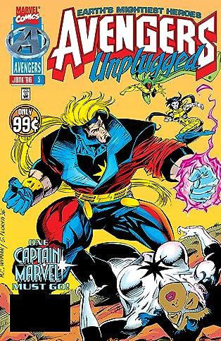 Avengers Unplugged (1995-1996) #5