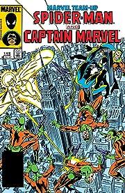 Marvel Team-Up (1972-1985) #142