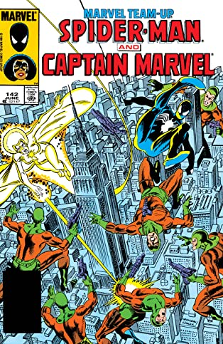 Marvel Team-Up (1972-1985) #142