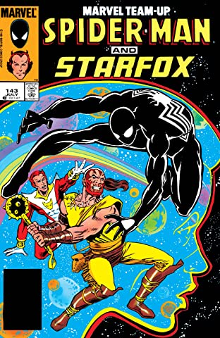 Marvel Team-Up (1972-1985) #143