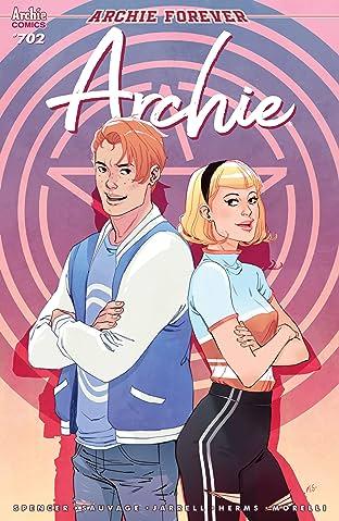 Archie (2015-) #702