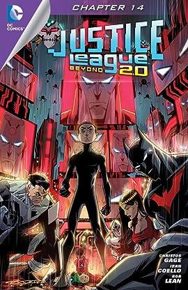 Justice League Beyond 2.0 (2013-2014) #14