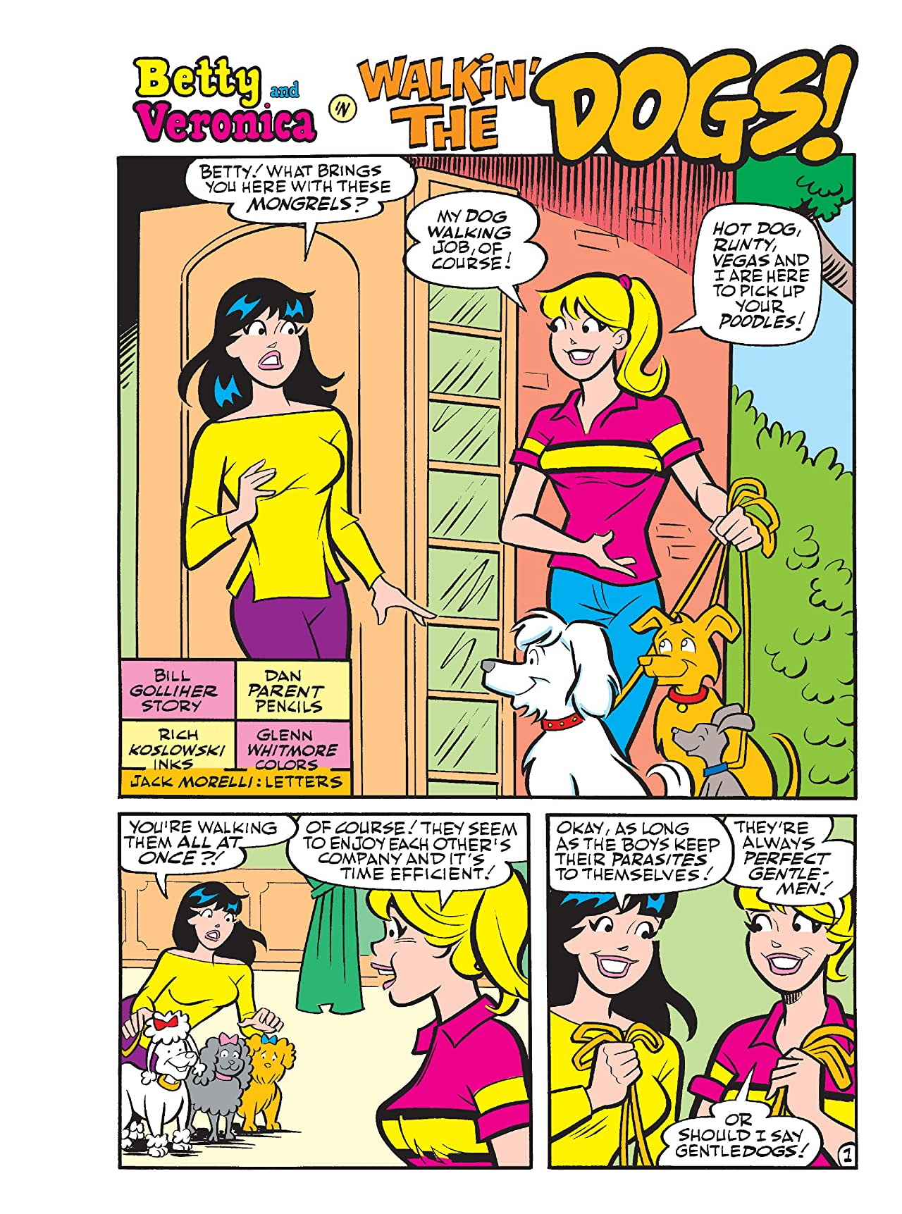Betty & Veronica Double Digest #270