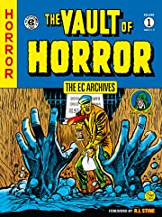 The EC Archives: The Vault of Horror Vol. 1