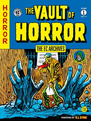 The EC Archives: The Vault of Horror Tome 1