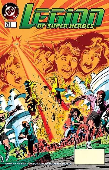 Legion of Super-Heroes (1989-2000) #71