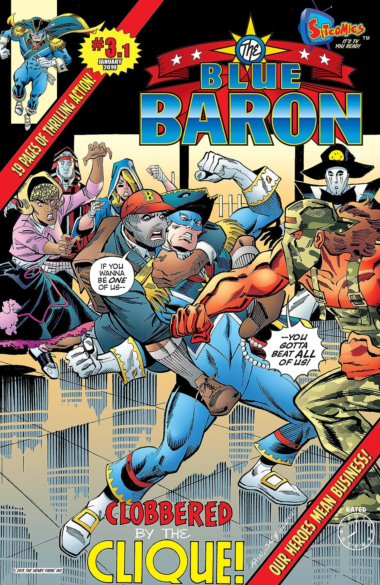 The Blue Baron No.3.1