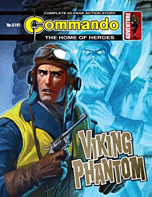Commando #5191: Viking Phantom
