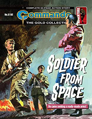 Commando No.5192: Soldier From Space