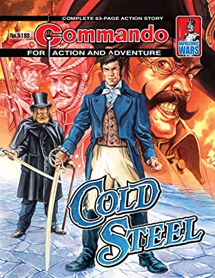 Commando #5193: Cold Steel