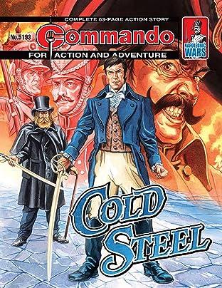 Commando No.5193: Cold Steel