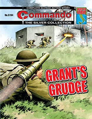 Commando No.5194: Grant's Grudge