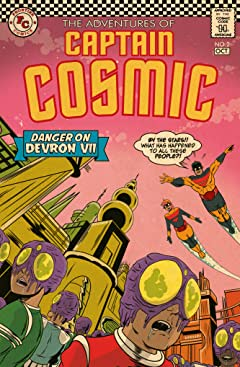 The Adventures of Captain Cosmic #2