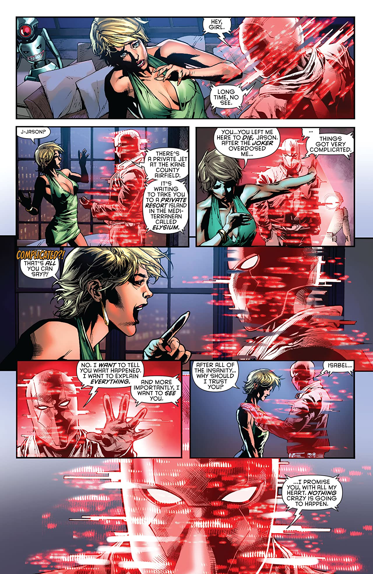 Red Hood and the Outlaws (2011-2015) #28