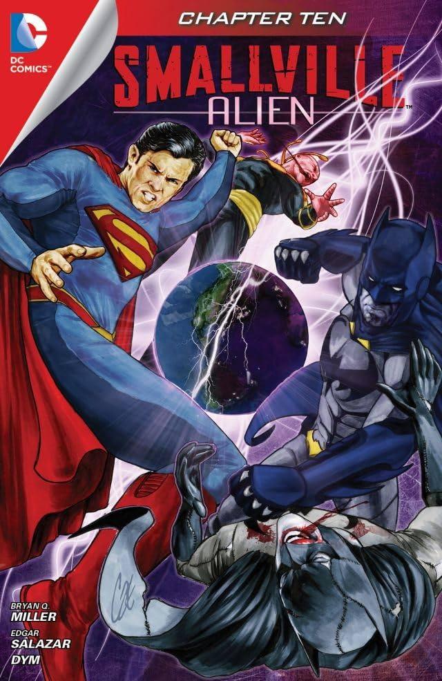 Smallville: Alien #10