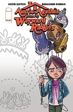 Auntie Agatha's Home For Wayward Rabbits #5