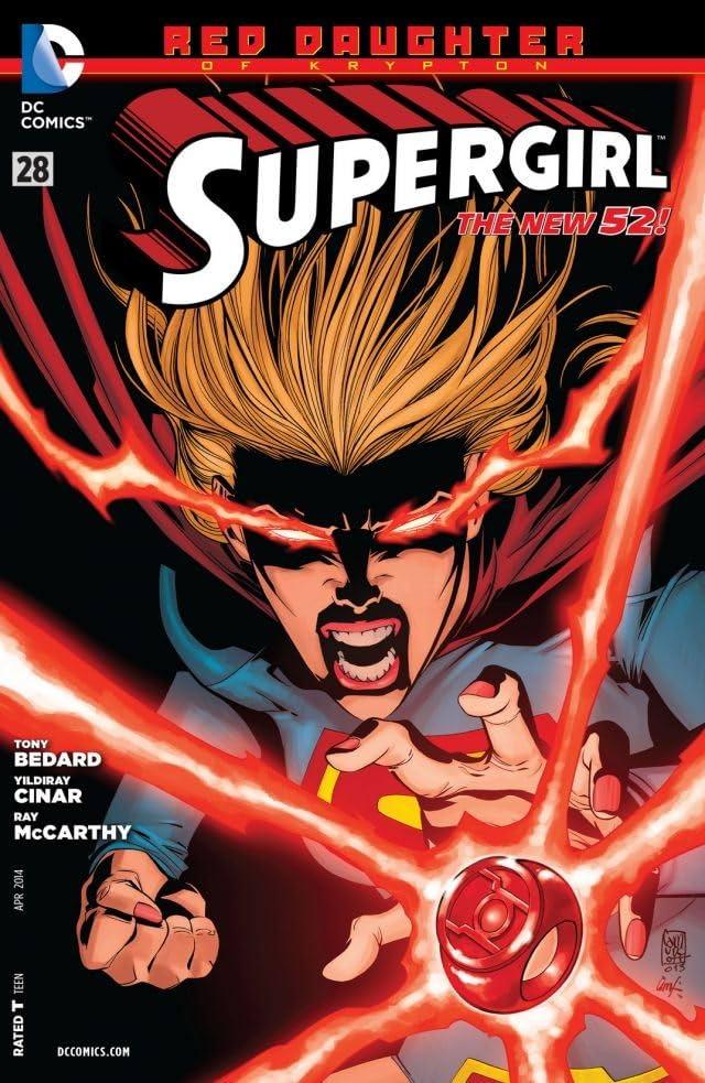 Supergirl (2011-2015) #28