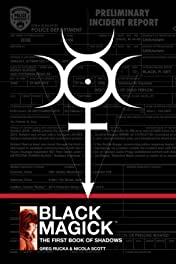 Black Magick: The First Book Of Shadows