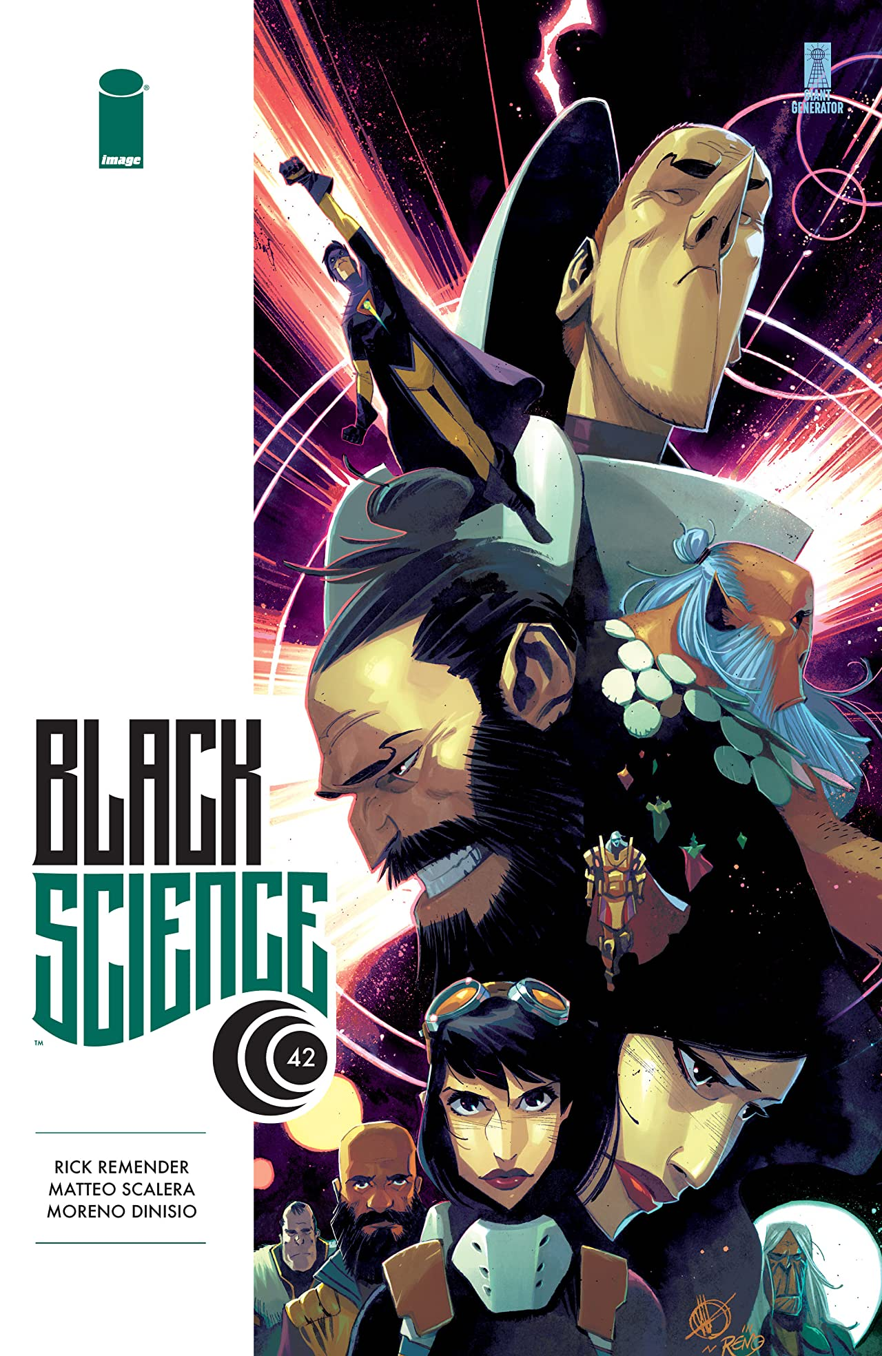 Black Science No.42
