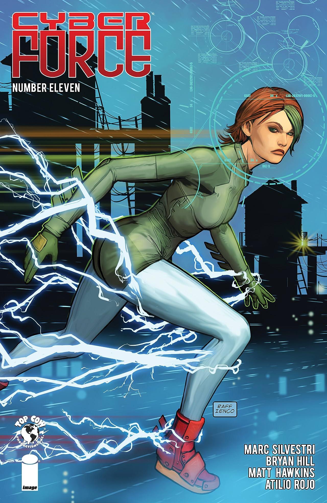 Cyber Force (2018-) #11