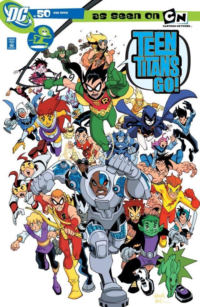 Teen Titans Go! (2004-2008) #50