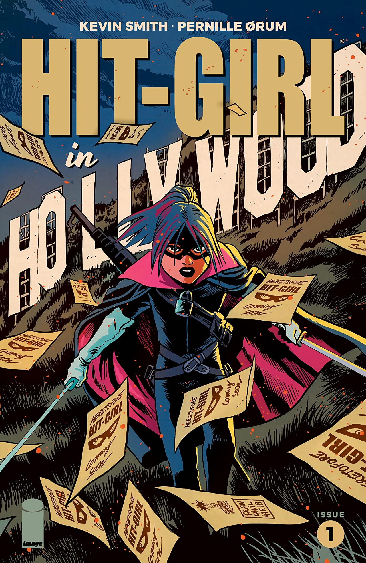 Hit-Girl Season Two No.1