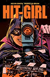 Hit-Girl Season Two #2