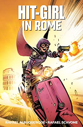 Hit-Girl Vol. 3: Rome