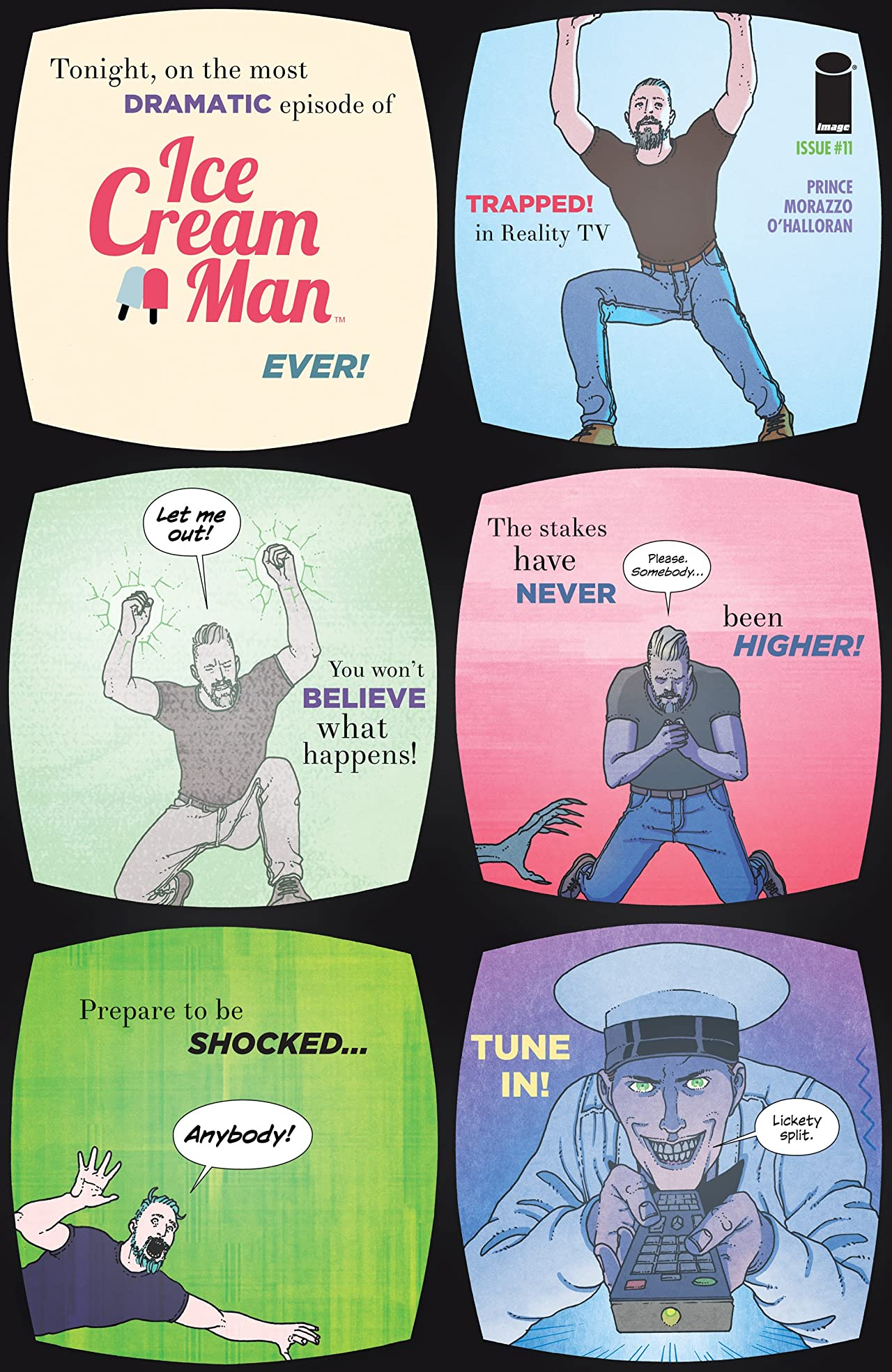 Ice Cream Man #11